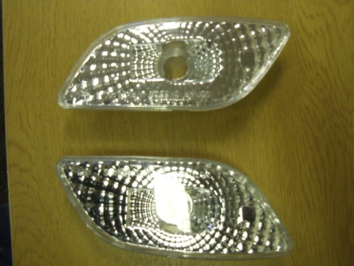 Crystal Wing Reflectors