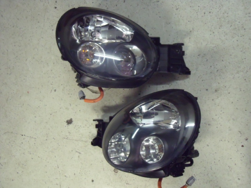 Sti JDM Xenon Headlights