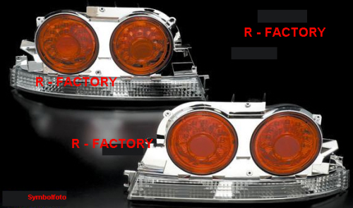 Tail lights / Heckleuchten