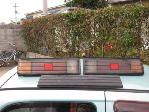 JDM Tail lights / JDM Heckleuchten