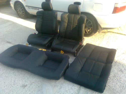 LEATHER SEATS Celica MK6 GT FOUR / Leder Sitz Garnitur T20 Celica Turbo 4x4