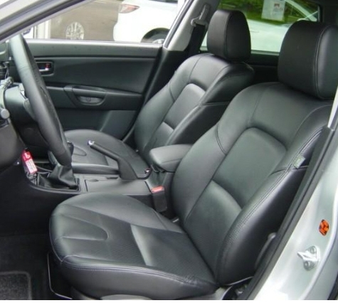 LEATHER SEATS / Leder Sitz Garnitur