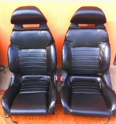 LEATHER SEATS CVT Gti / Leder Sitz Garnitur GTi Cabrio