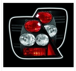 DOOR BLACK LEXUS TAIL LIGHTS