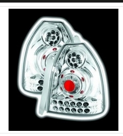 TAIL LIGHTS - LED CHROME