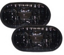CRYSTAL BLACK SIDE REPEATERS
