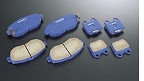 Blue Series Brake Pad Set