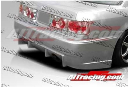 Honda Accord 90-93 BCS Rear Bumper
