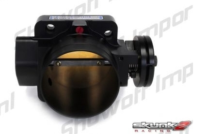 Honda B/F/H Engines 74mm Black Series Throttle Body Skunk2