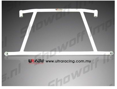 Honda Airwave 05-10 UltraRacing 4-Point Front H-Brace