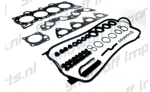 Honda Civic/CRX/Sol 88-00 B16 OEM Head Gasket Set 48pc