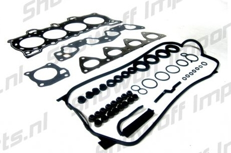 Honda Civic/CRX/Sol 88-00 D-Series OEM Head Gasket Set 48pc