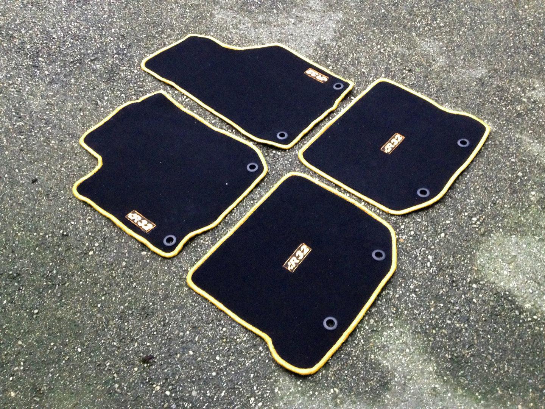 Golf 4 R32 Floor Mat Carpet O B Fussmatten Teppich Mk4